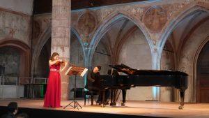 dominicains sonate elena rubino clément rataud