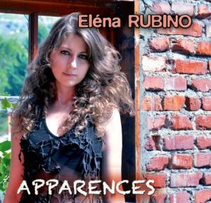 """Album """"Apparences"""" - Eléna Rubino"""