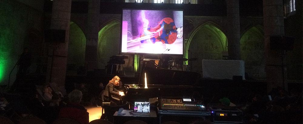 Concert aux Dominicains de Haute-Alsace