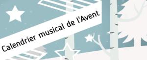 Calendrier musical de l'Avent